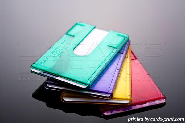 Držači kartica - polikarbonat