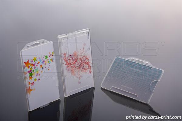Držači kartica - tvrda plastika