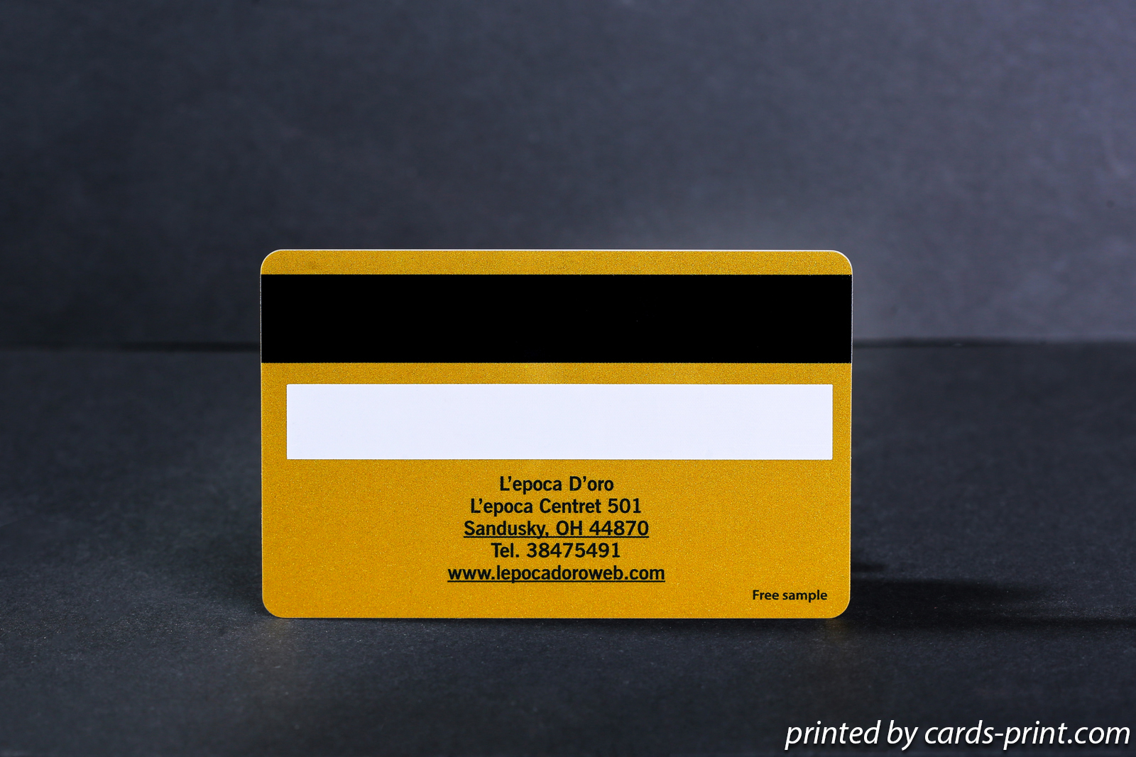 VIP kartice